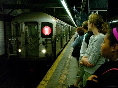 Загадочный случай в нью йоркском метро