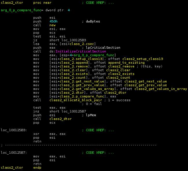 Загадочный язык программирования фреймворка Duqu определён