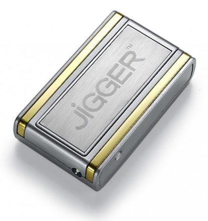 Зажигалки Jigger подключаются к порту USB