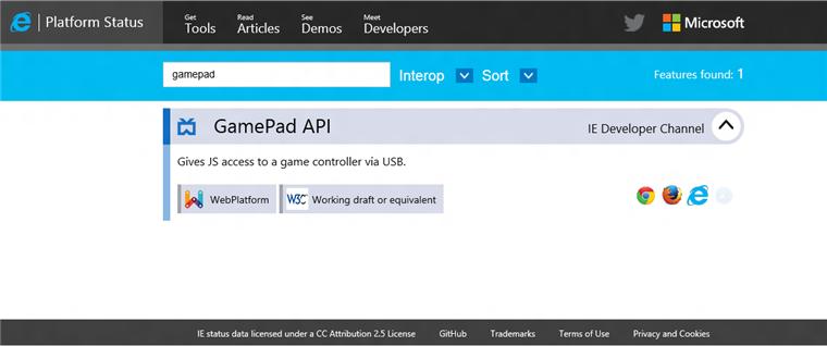 Запуск Internet Explorer Developer Channel