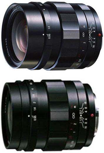 Чем будет отличаться новая версия Voigtländer Nokton 25mm f/0.95 от выпускаемой сейчас — пока неизвестно