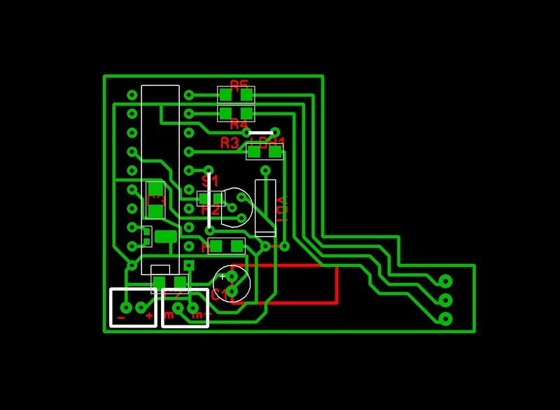 Знакомство с MSP430 и «туалетная» автоматизация