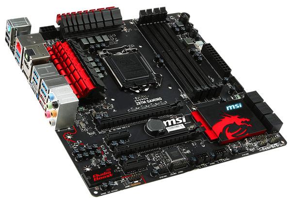 Системная плата MSI Z87M Gaming