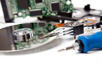 Жесткий диск с механическим приводом для мобильных ПК